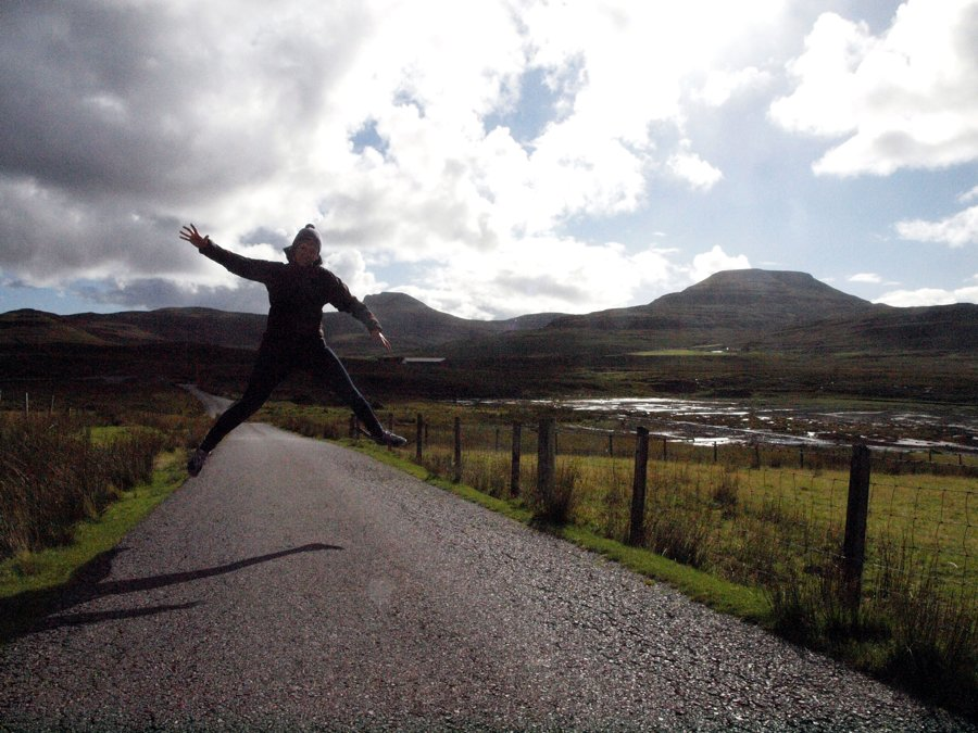 Jumping highlands